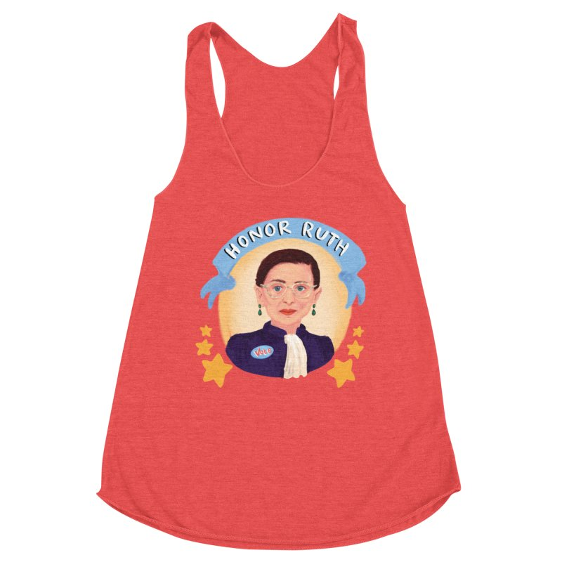Honor Ruth Women's Tank by Scoopie.Life
