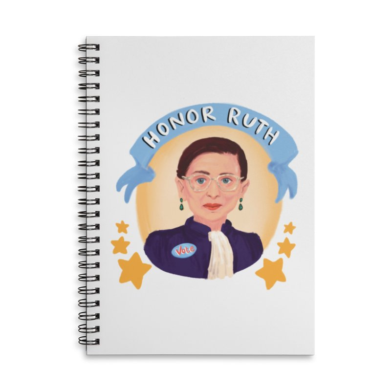 Honor Ruth Accessories Notebook by Scoopie.Life