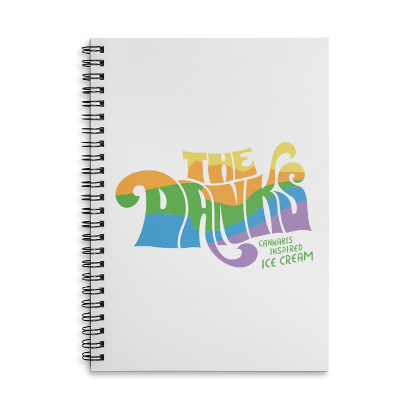The Danks Accessories Notebook by Scoopie.Life