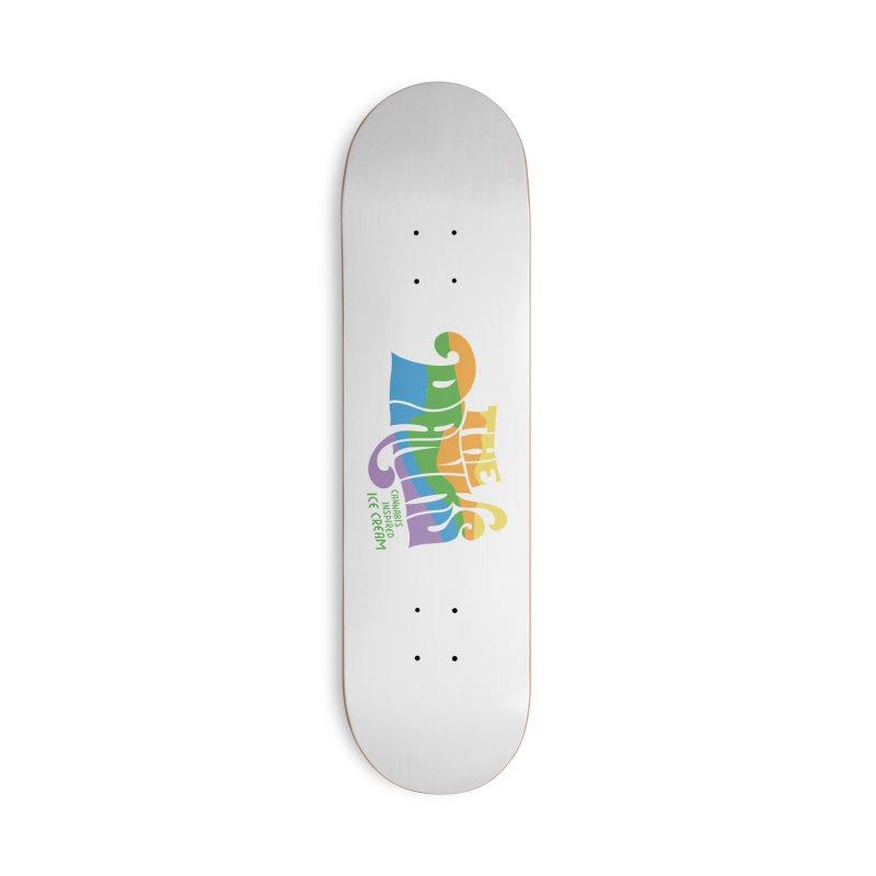 The Danks Accessories Skateboard by Scoopie.Life