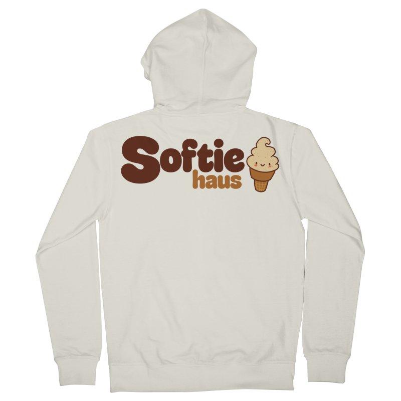 Softie Haus Men's Zip-Up Hoody by Scoopie.Life