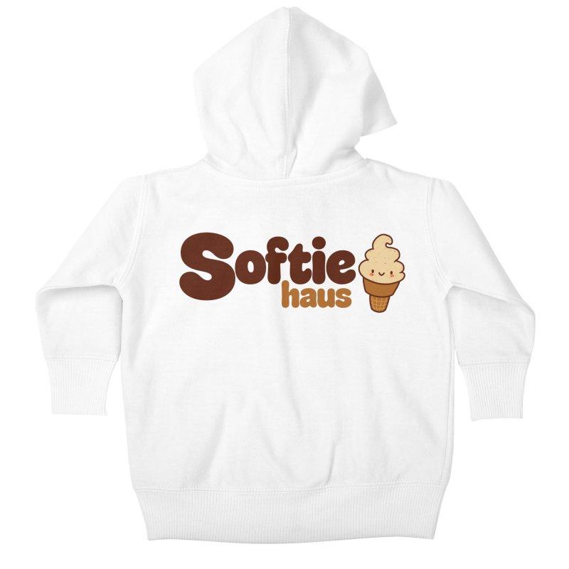 Softie Haus Kids Baby Zip-Up Hoody by Scoopie.Life