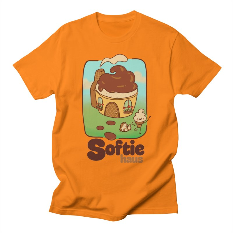 Softie's House Men's T-Shirt by Scoopie.Life