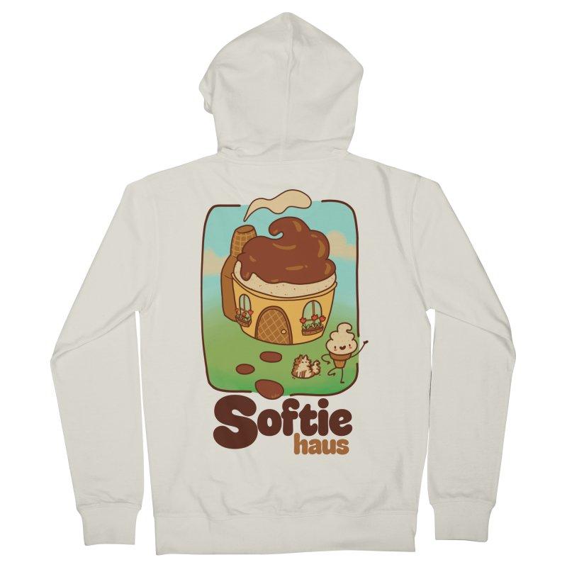 Softie's House Men's Zip-Up Hoody by Scoopie.Life