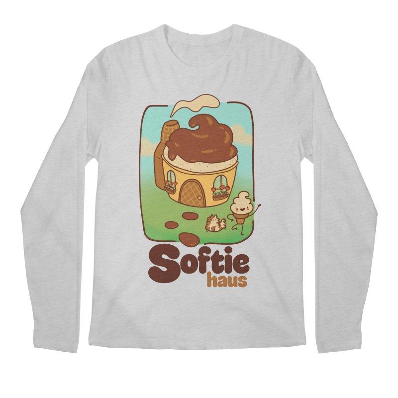 Softie's House Men's Longsleeve T-Shirt by Scoopie.Life