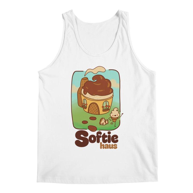 Softie's House Men's Tank by Scoopie.Life
