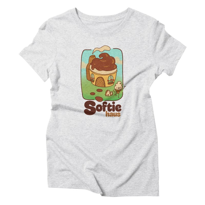 Softie's House Women's T-Shirt by Scoopie.Life