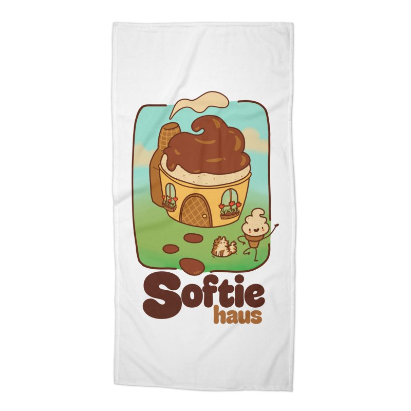 Softie's House Accessories Beach Towel by Scoopie.Life
