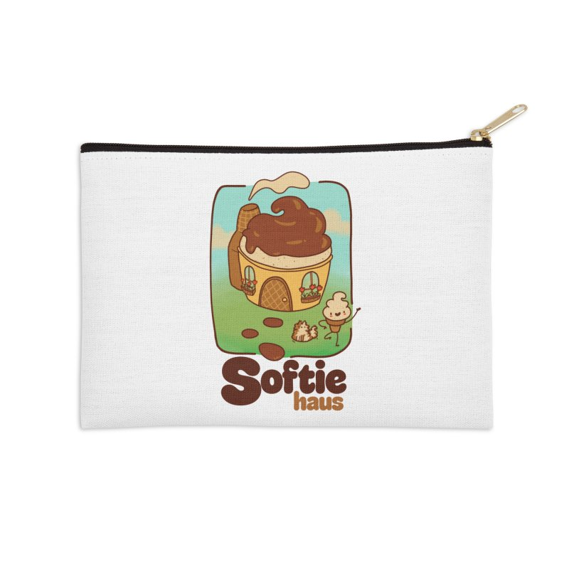 Softie's House Accessories Zip Pouch by Scoopie.Life