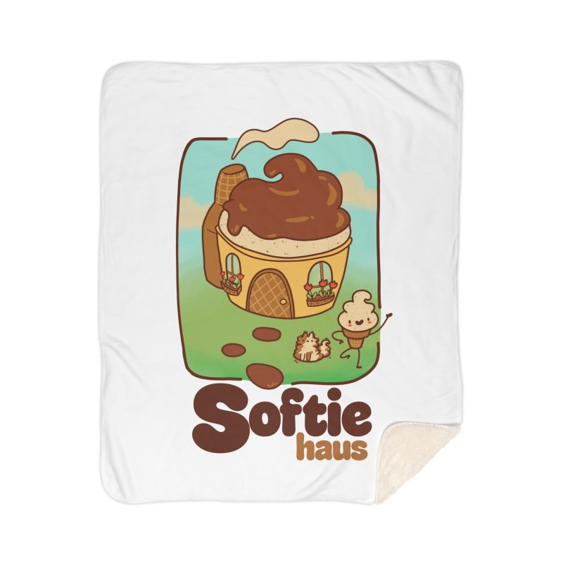 Softie's House Home Blanket by Scoopie.Life