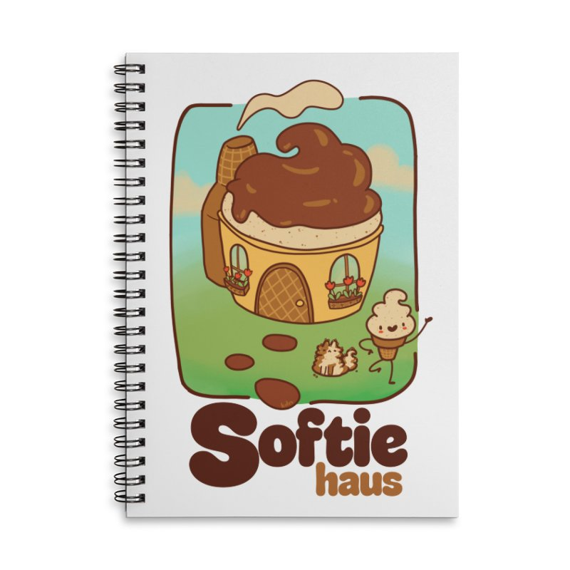 Softie's House Accessories Notebook by Scoopie.Life