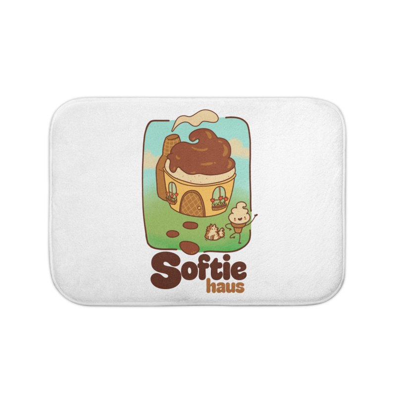Softie's House Home Bath Mat by Scoopie.Life