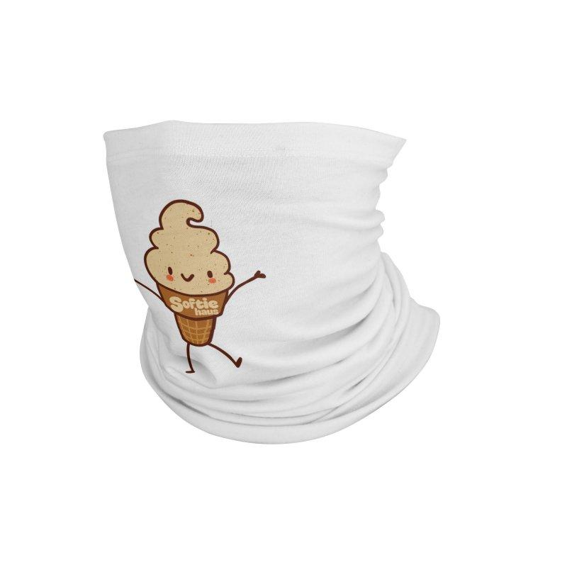 Softie Mascot Accessories Neck Gaiter by Scoopie.Life