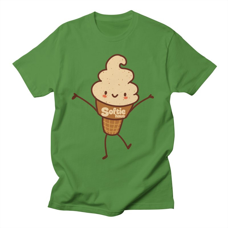 Softie Mascot Men's T-Shirt by Scoopie.Life