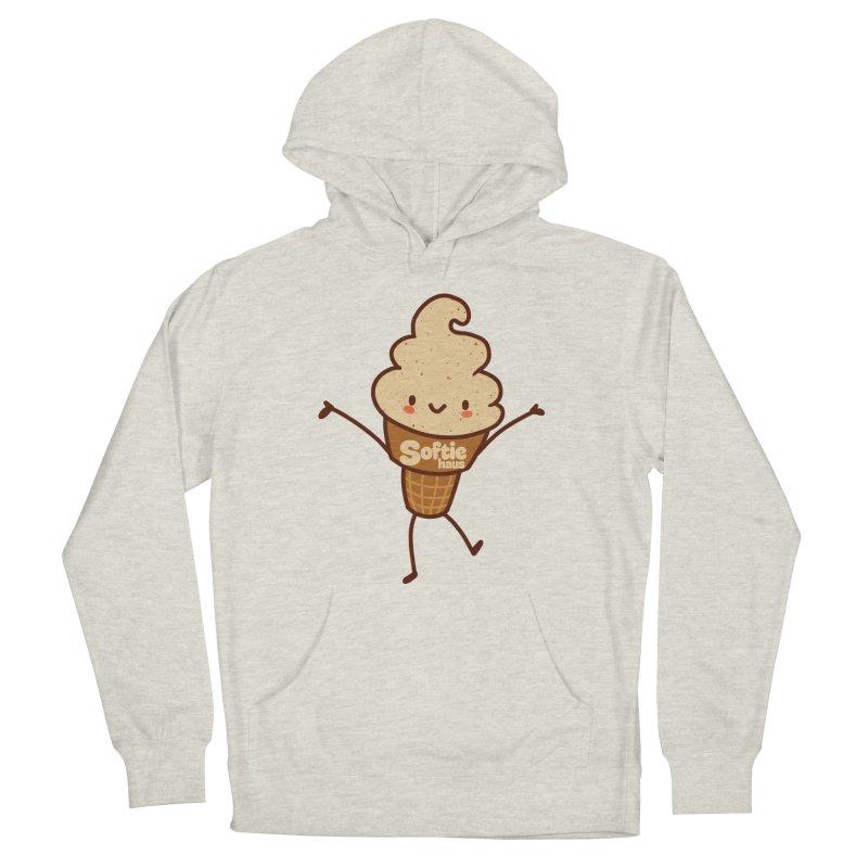 Softie Mascot Men's Pullover Hoody by Scoopie.Life