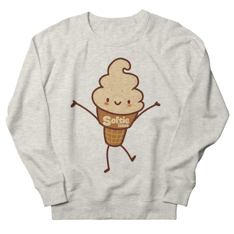Softie Mascot Men's Sweatshirt by Scoopie.Life