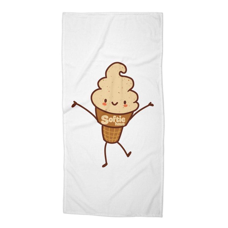 Softie Mascot Accessories Beach Towel by Scoopie.Life