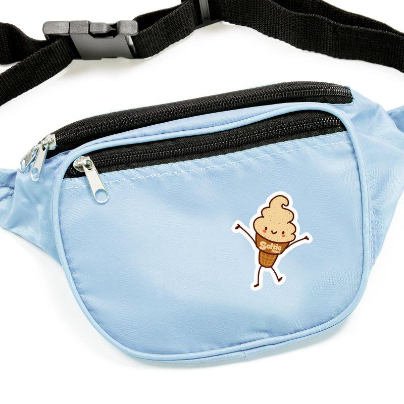 Softie Mascot Accessories Sticker by Scoopie.Life