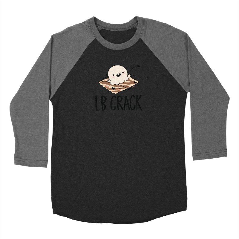 LB Crack Men's Longsleeve T-Shirt by Scoopie.Life
