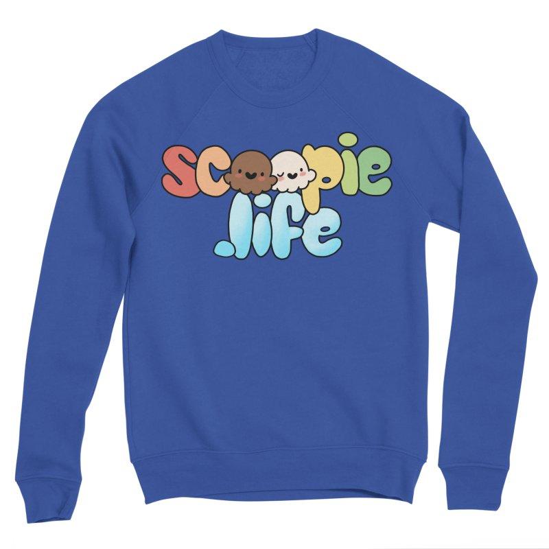 Scoopie Life - stacked version Women's Sweatshirt by Scoopie.Life