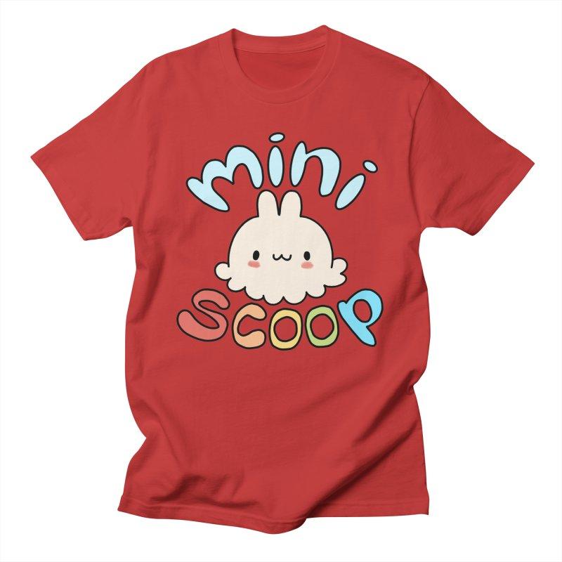 Mini Scoop Men's T-Shirt by Scoopie.Life