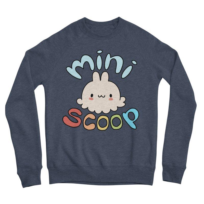 Mini Scoop Men's Sponge Fleece Sweatshirt by Scoopie.Life