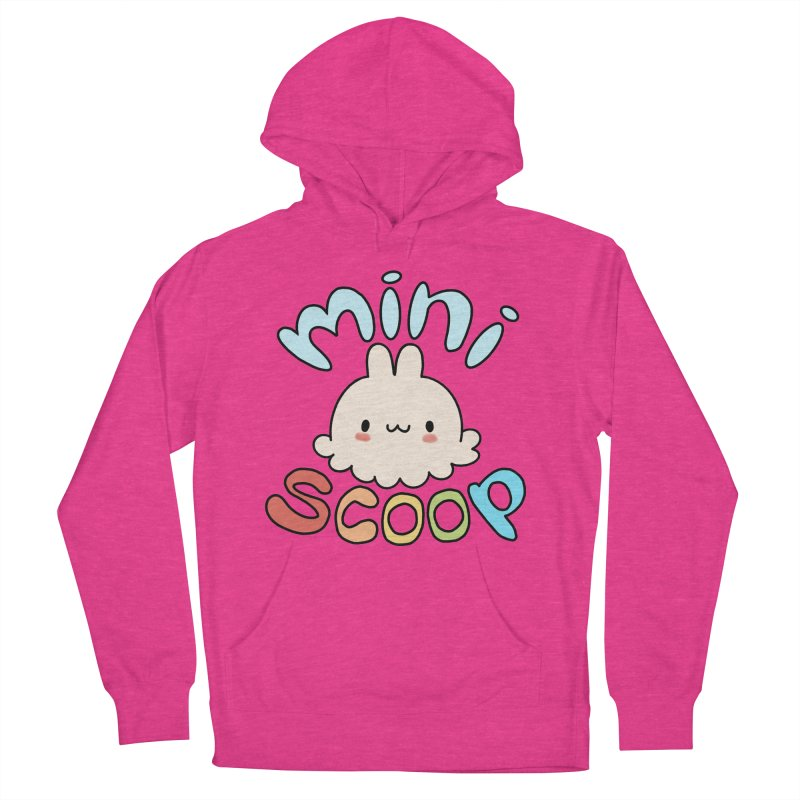 Mini Scoop Men's French Terry Pullover Hoody by Scoopie.Life