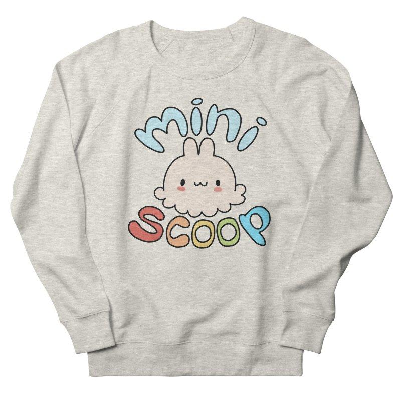 Mini Scoop Men's French Terry Sweatshirt by Scoopie.Life