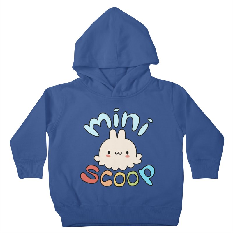 Mini Scoop Kids Toddler Pullover Hoody by Scoopie.Life