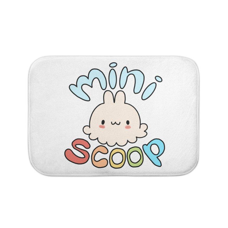 Mini Scoop Home Bath Mat by Scoopie.Life