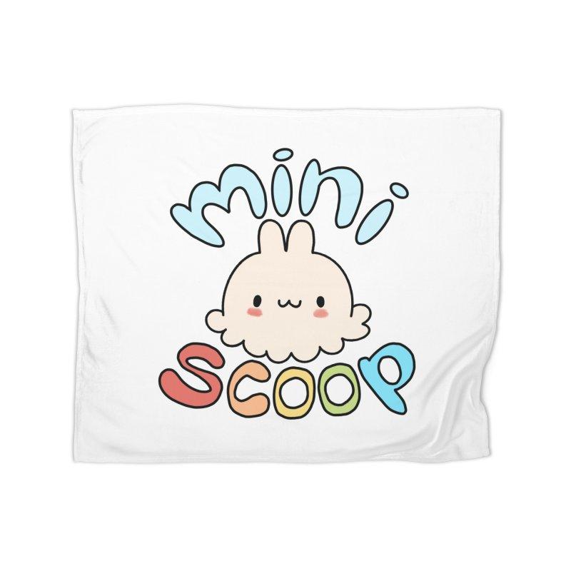 Mini Scoop Home Fleece Blanket Blanket by Scoopie.Life