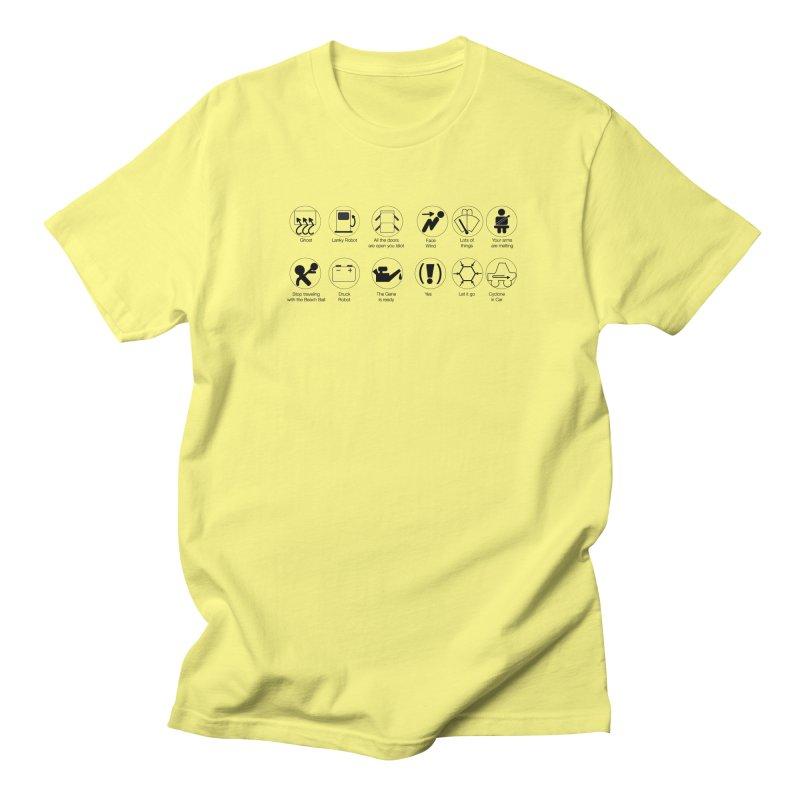Car Dash Board Men's T-Shirt by scottdsyoung's Artist Shop