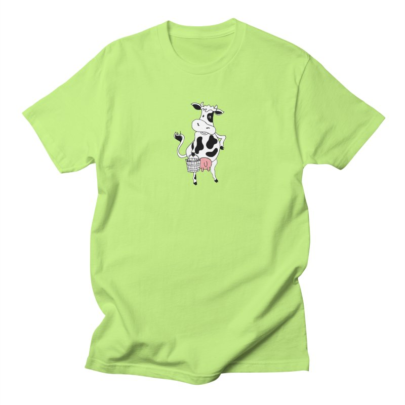 Bovine Men's T-Shirt by scottdsyoung's Artist Shop