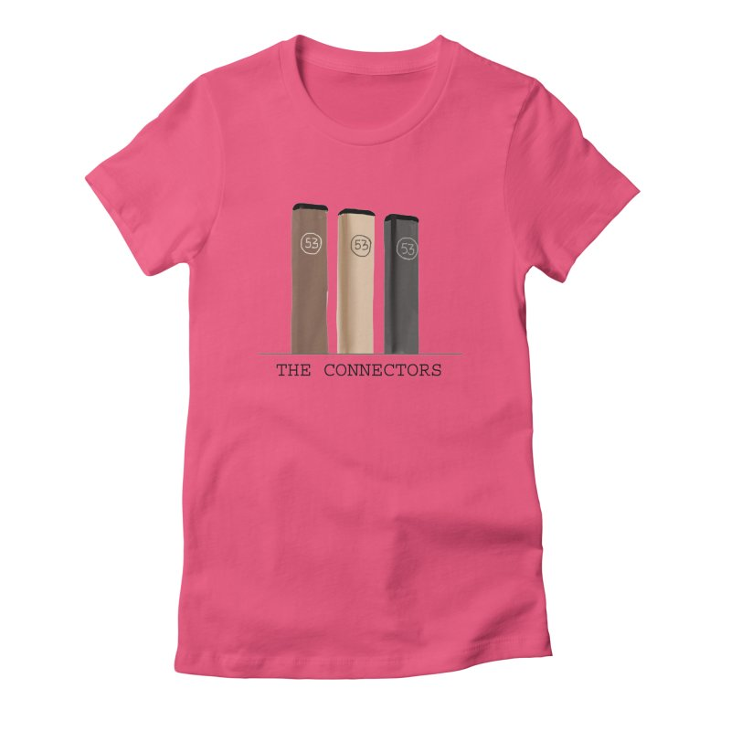 I love 53 Paper Women's Fitted T-Shirt by scottdsyoung's Artist Shop