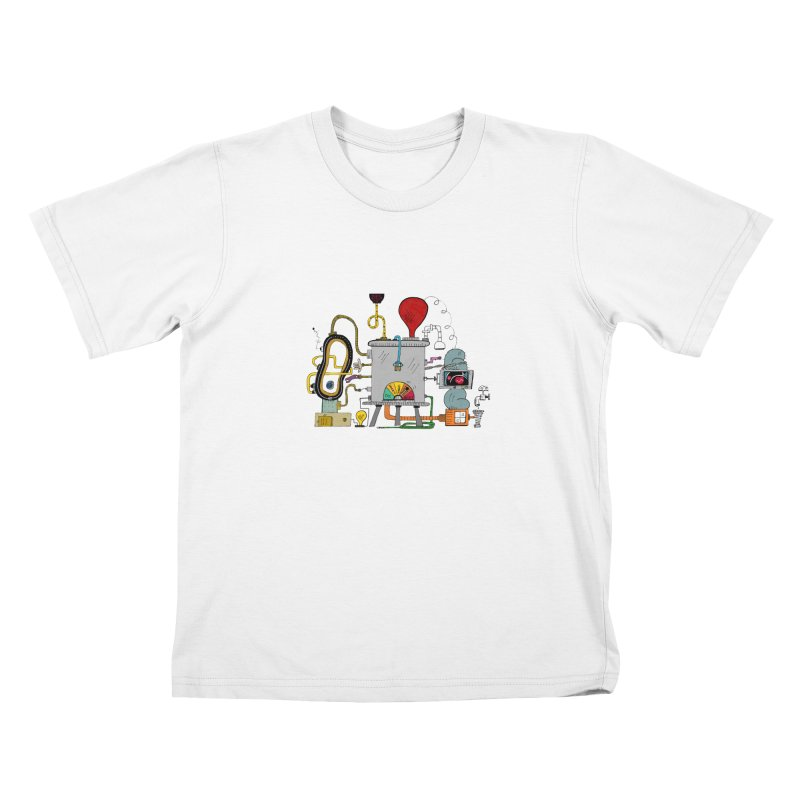 Do It Yourself Kids T-shirt by scottdsyoung's Artist Shop