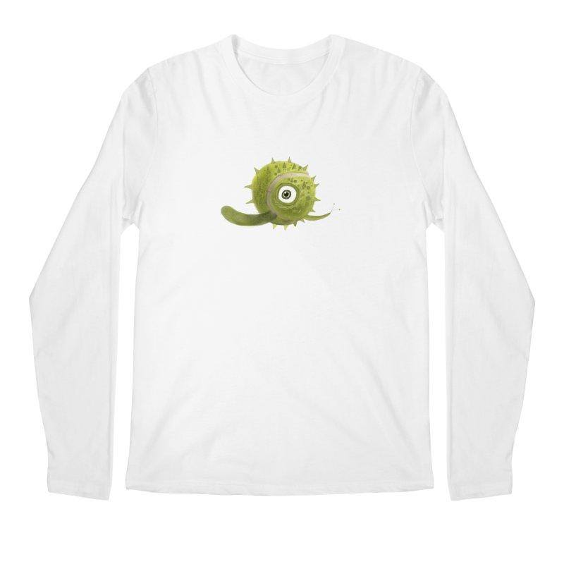 Green ball Men's Longsleeve T-Shirt by scottdsyoung's Artist Shop