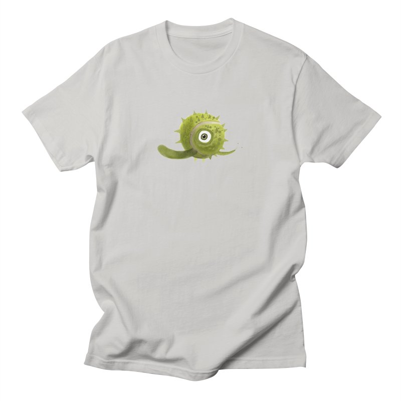 Green ball Men's T-shirt by scottdsyoung's Artist Shop