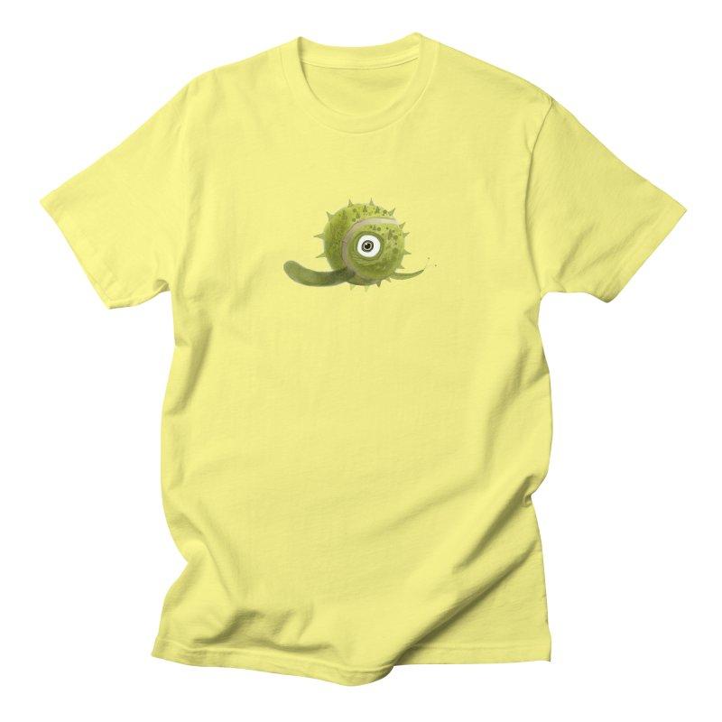 Green ball Men's T-Shirt by scottdsyoung's Artist Shop