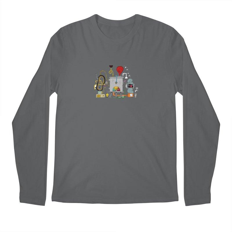 Do it Yourself Men's Longsleeve T-Shirt by scottdsyoung's Artist Shop