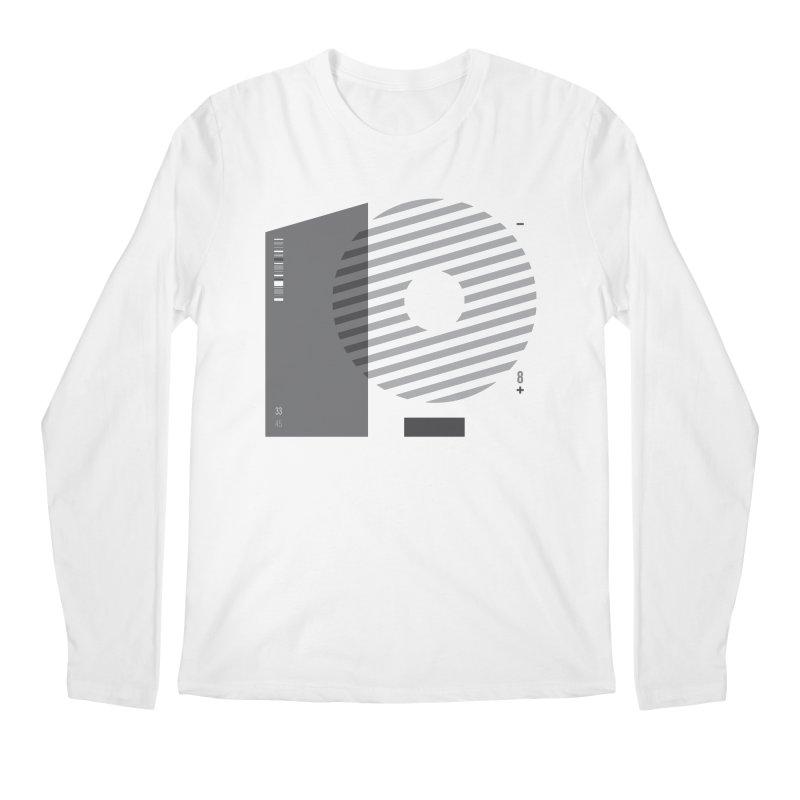 33.45 Men's Longsleeve T-Shirt by Scott Millar's Artist Shop