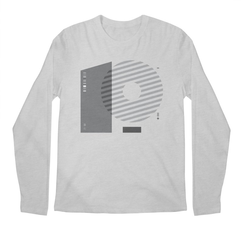 33.45 Men's Longsleeve T-Shirt by Scott Millar