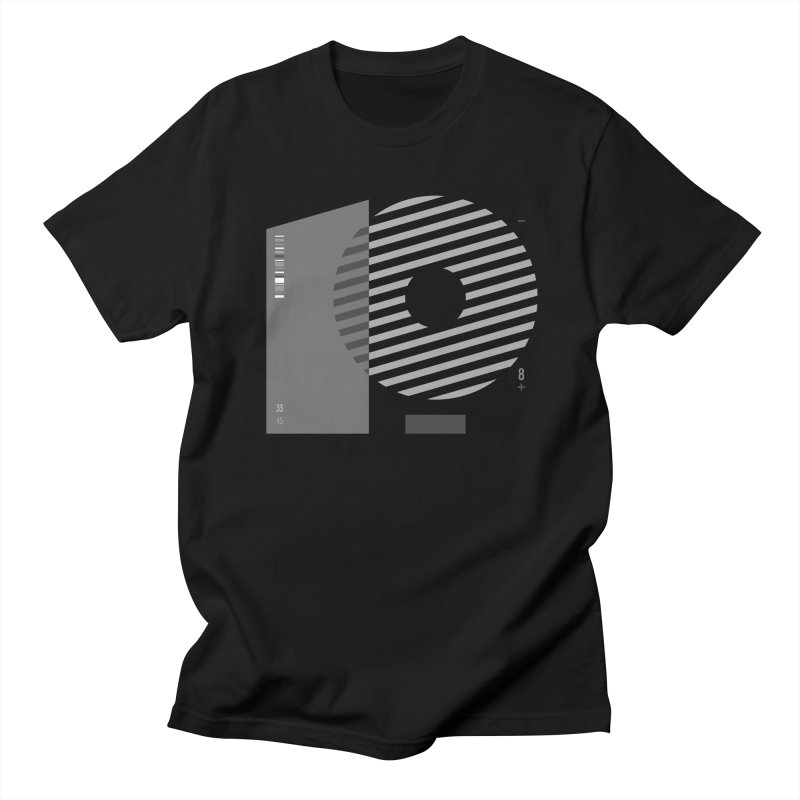 33.45 in Men's T-shirt Black by Scott Millar's Artist Shop