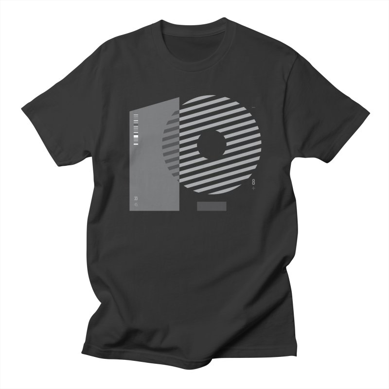 33.45 Men's T-Shirt by Scott Millar
