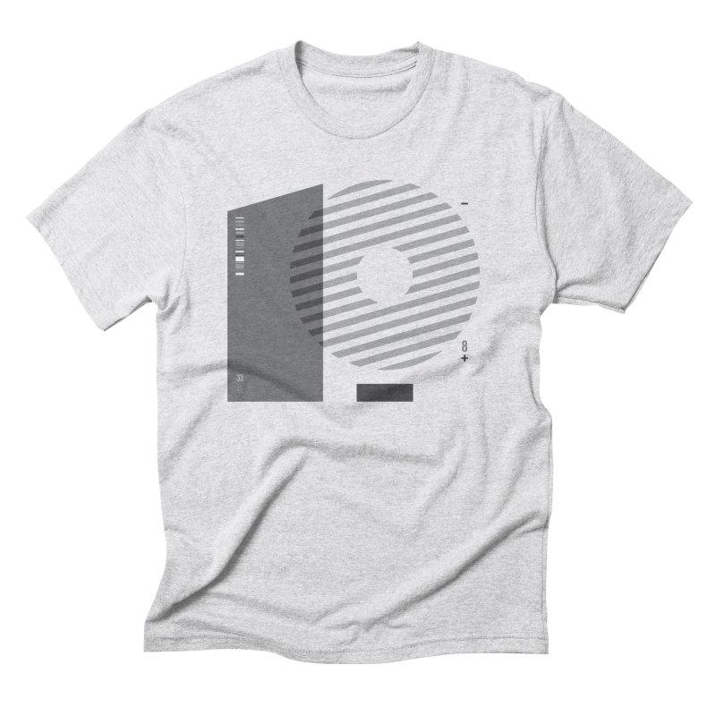 33.45 Men's Triblend T-Shirt by Scott Millar