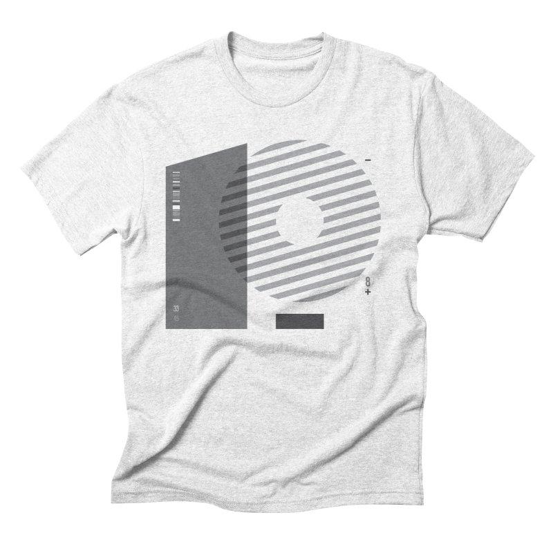 33.45 Men's Triblend T-shirt by Scott Millar's Artist Shop