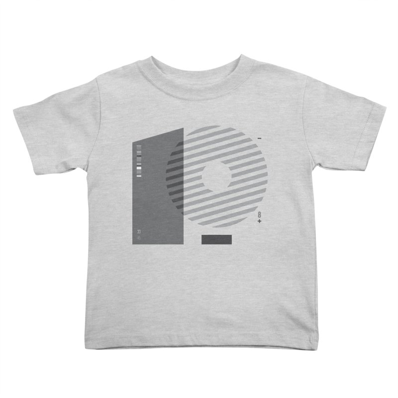 33.45 Kids Toddler T-Shirt by Scott Millar's Artist Shop