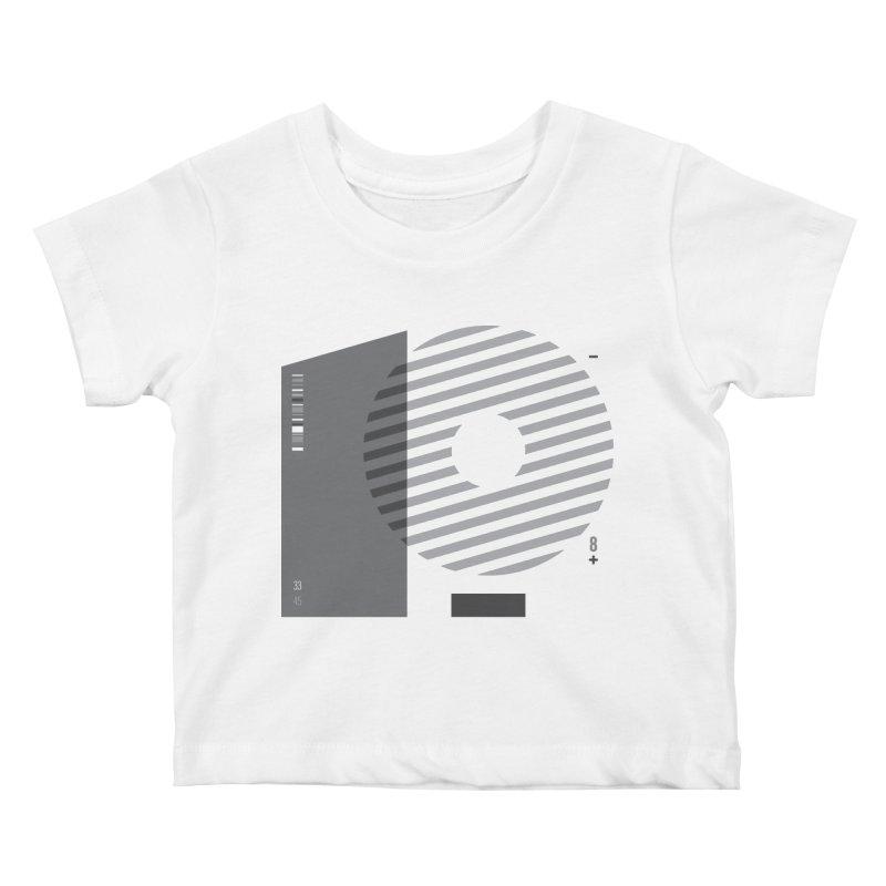 33.45 Kids Baby T-Shirt by Scott Millar's Artist Shop