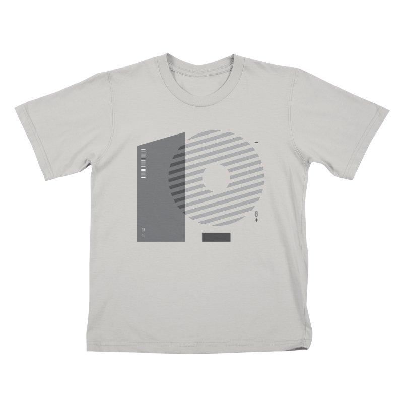 33.45 Kids T-shirt by Scott Millar's Artist Shop