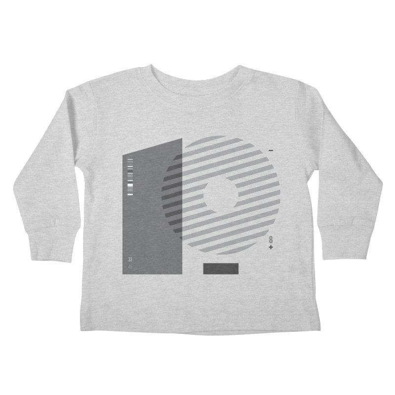 33.45 Kids Toddler Longsleeve T-Shirt by Scott Millar's Artist Shop