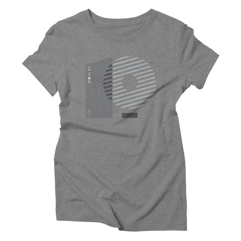 33.45 Women's Triblend T-Shirt by Scott Millar's Artist Shop